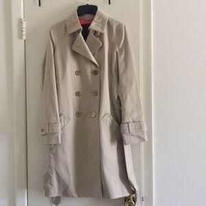 Coach women's Trench coat